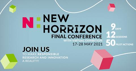 SocKETs at the New Horrizon final conference